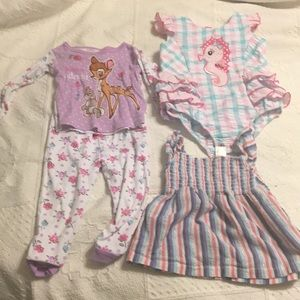 Other - Bundle 24 month girl clothes